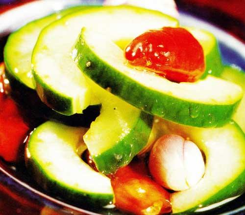 Balinese Pickled Vegetables Recipe