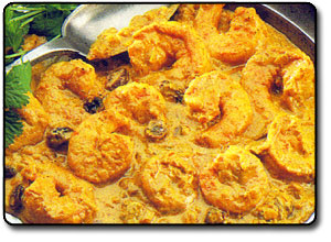 Shrimp Korma Recipe