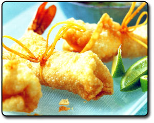 Thai Firecrackers Shrimps Recipe